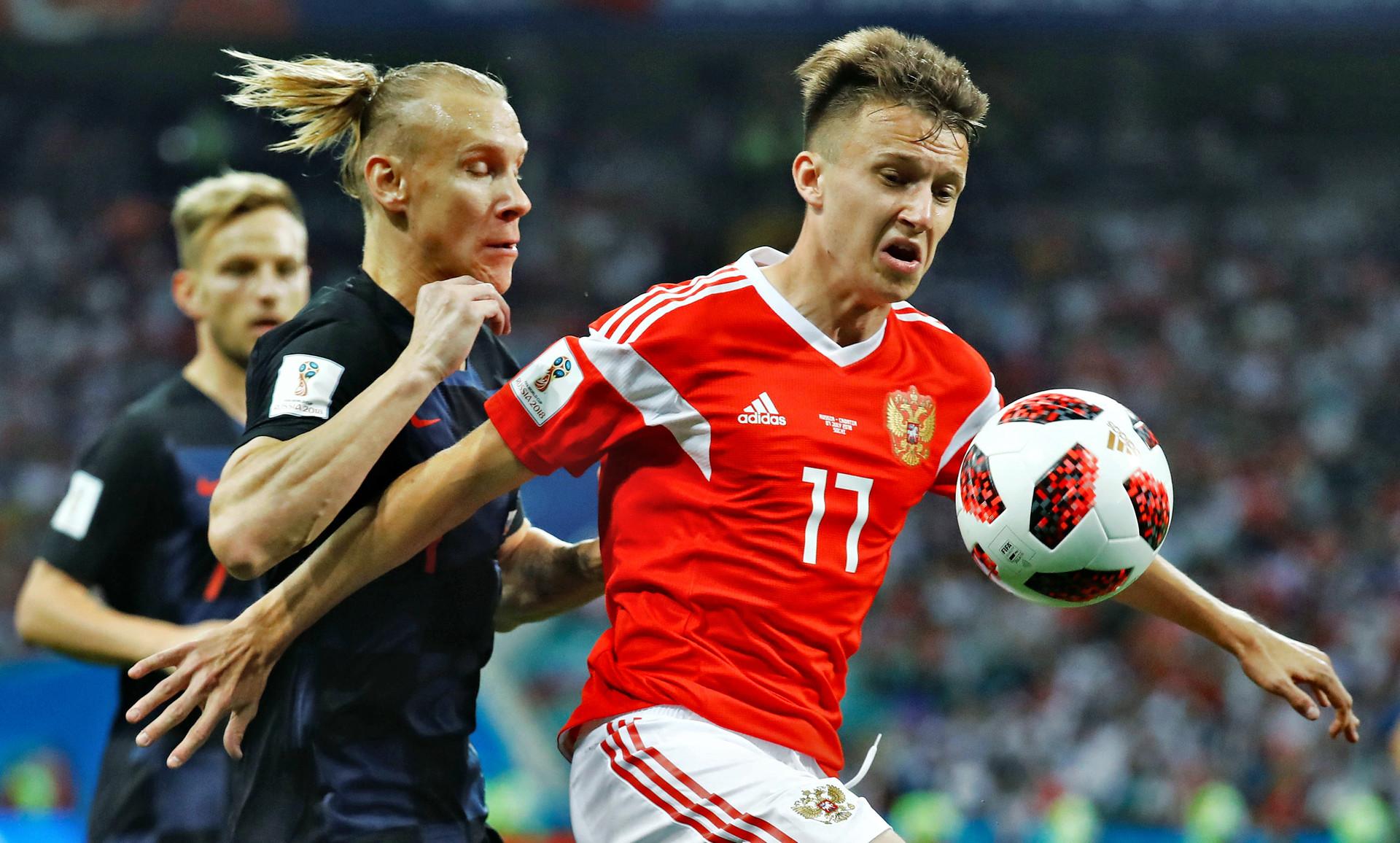 Домагой Вида получил вызов в сборную Хорватии