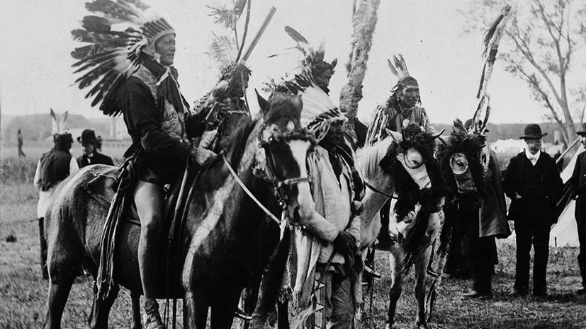 «Их несчитали полноценными людьми»: почему СШАнепозволили индейцам создать собственный штат (ФОТО)