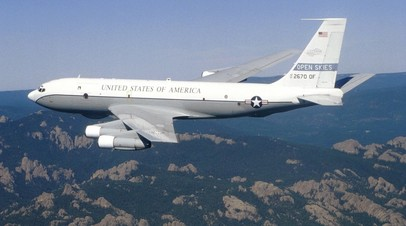 Самолёт-разведчик Boeing OC-135B