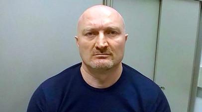Глава ОПГ Гагиев не признал вину и отказался давать показания