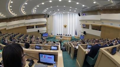 В Совфеде оценили заявление американского сенатора о «драконовских мерах» в отношении России