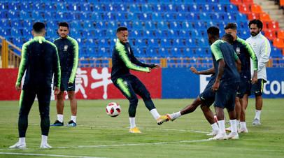 Лукаку не видит недостатков у сборной Бразилии