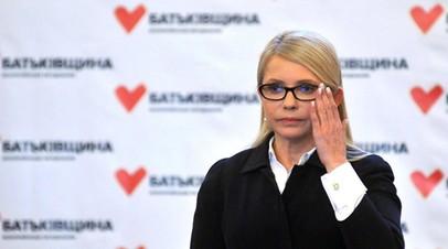 В ЛНР прокомментировали слова Тимошенко о срыве выборов на Украине