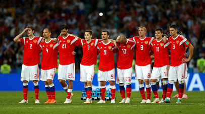 Сборные России и Хорватии определят победителя матча 1/4 финала ЧМ-2018 в серии пенальти