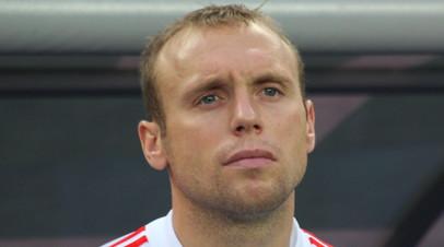 Глушаков побрился налысо, несмотря на поражение сборной России