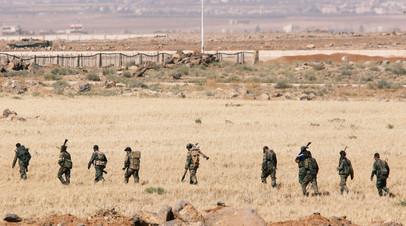 Число присоединившихся к перемирию на юго-западе САР населённых пунктов возросло до 90