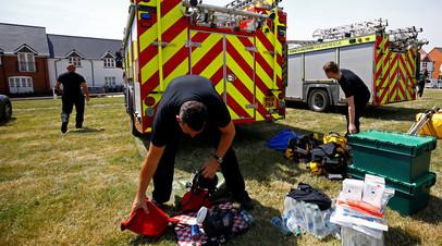В Скотленд-Ярде рассказали подробности расследования инцидента в Эймсбери