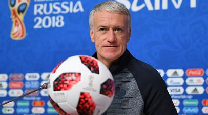 «Анри в лагере соперника, но будем ему рады»: о чём говорили в сборной Франции накануне матча 1/2 финала ЧМ с Бельгией