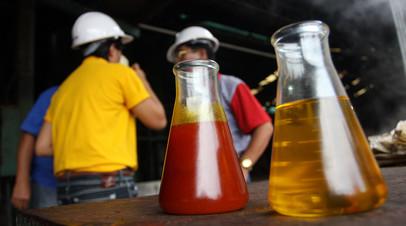 ФТС заявила о росте импорта пальмового масла в Россию в январе — мае