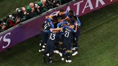 «Эта победа — для юных футболистов, спасённых из пещеры в Таиланде»: о чём говорили игроки после матча Франции и Бельгии