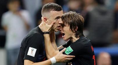 Эксперт рассказал, почему Хорватия обыграла Англию в полуфинале ЧМ-2018