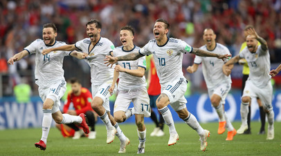 Паников заявил, что сборной России было бы по силам разгромить Англию в случае выхода в полуфинал ЧМ-2018