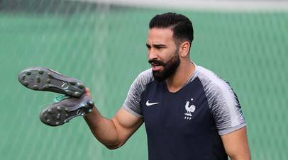 Рами завершил карьеру в сборной Франции после победы на ЧМ-2018