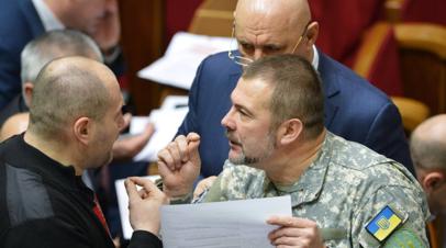 Депутат Рады назвал незаконную вырубку лесов на Украине «скандалом международного уровня»