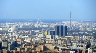 МЧС предупредило об усилении ветра в Москве