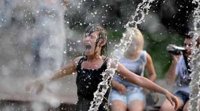 В Роспотребнадзоре призвали не купаться в фонтанах