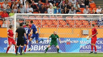 Эффект чемпионата мира: матч ФНЛ в Саранске посетили более 26 тысяч зрителей
