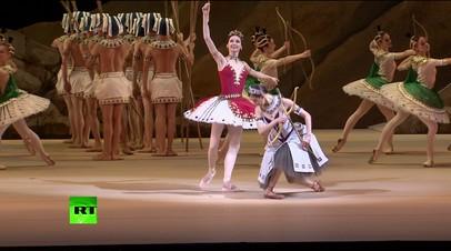 На сцену Большого театра возвращается «Дочь фараона»