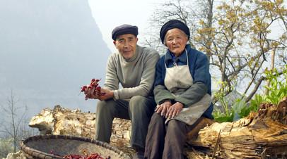 В Китае заявили, что к 2050 году более трети населения страны будут составлять пожилые люди