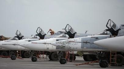 Возле авиабазы Хмеймим в Сирии уничтожили два неизвестных беспилотника