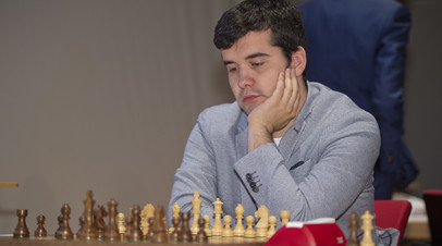 Непомнящий стал победителем шахматного супертурнира в Дортмунде