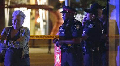«Ужасное вооружённое нападение»: что известно о стрельбе в Торонто