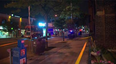 Стрельба в Торонто: один человек погиб и 13 ранены