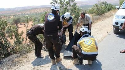 В ООН заявили, что организация не принимала участие в эвакуации «Белых касок» из Сирии