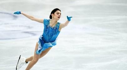 Евгения Медведева назвала музыкальные композиции для программ на новый сезон
