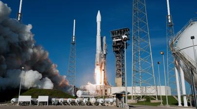 Ракета Atlas V