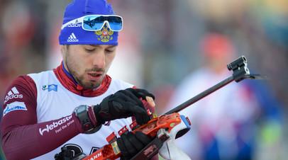Биатлонист Шипулин высказался о возможности продолжения карьеры