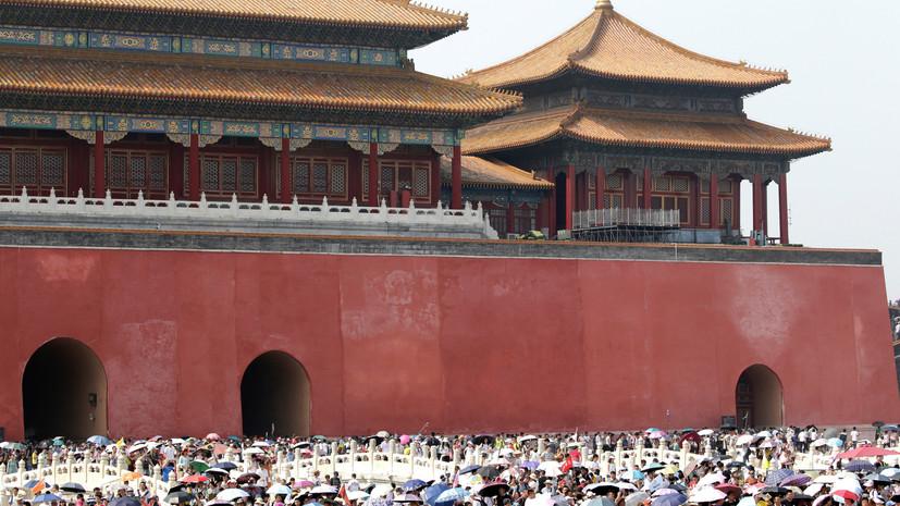 В Китае рассказали о переговорах с Россией по новому соглашению об отмене виз для туристов
