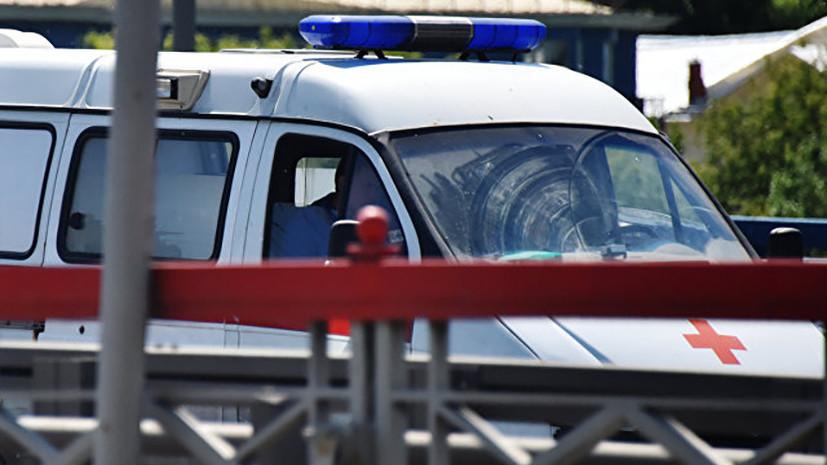 Источник: в центре Москвы произошло ДТП с участием семи автомобилей