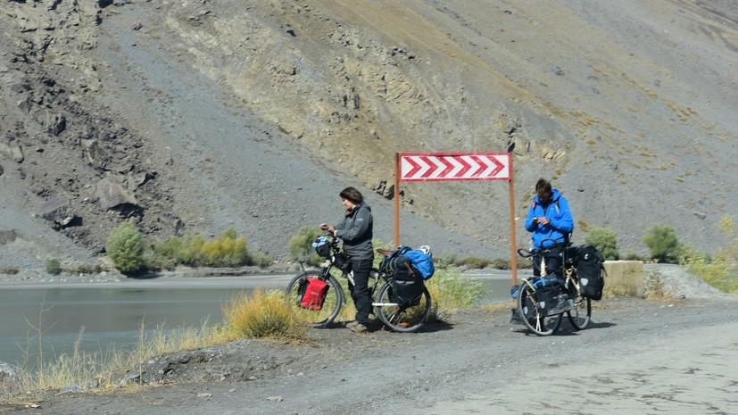 В Таджикистане создали спецподразделение МВД для охраны туристов