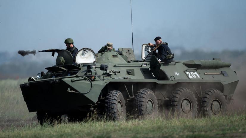 Минобороны: Россия стала мировым лидером по количеству бронетанковой техники