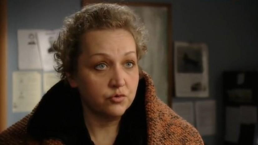 Коллега поделилась воспоминаниями об актрисе Глуховой