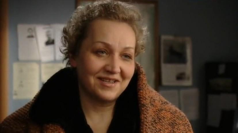 СМИ назвали причину смерти актрисы Людмилы Глуховой