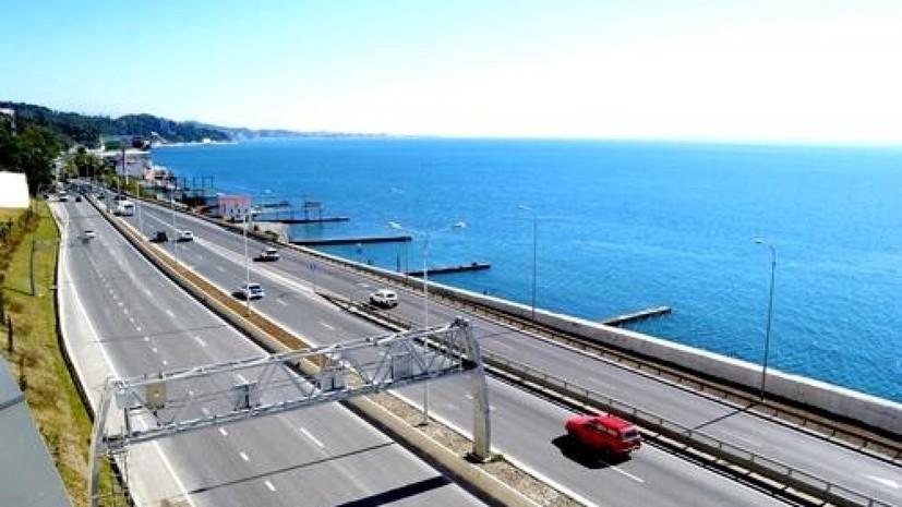 В Минтрансе прокомментировали сообщения о возможном строительстве новой трассы в Краснодарском крае