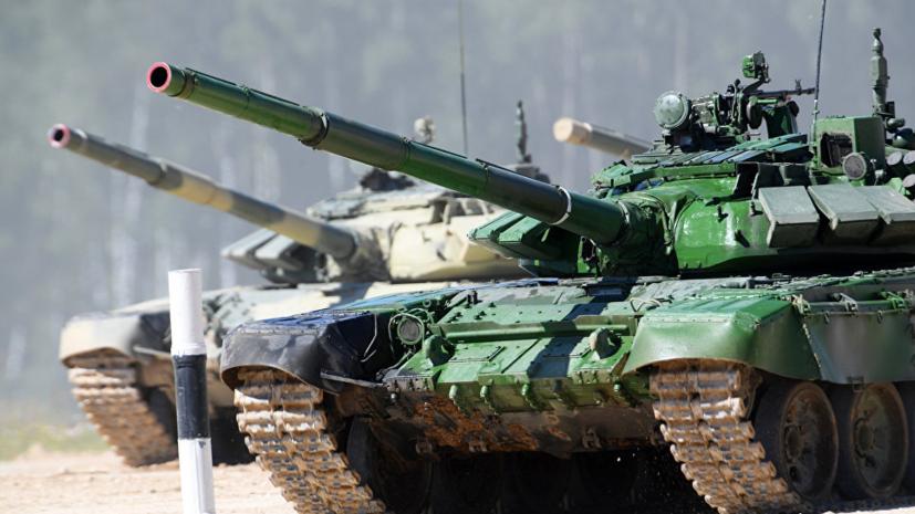 Столетие Восточного военного округа отмечают вХабаровске