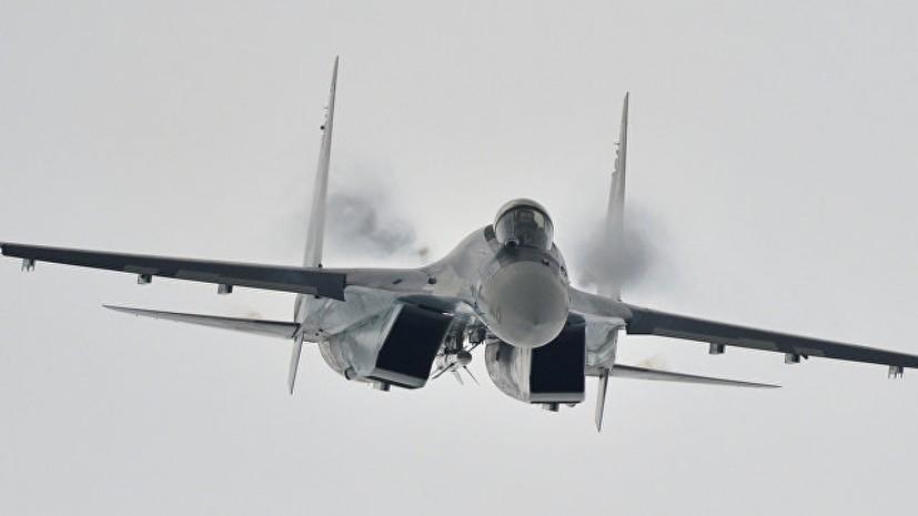 Посол: Индонезия ожидает поставку первого из 11 российских самолётов Су-35 к октябрю
