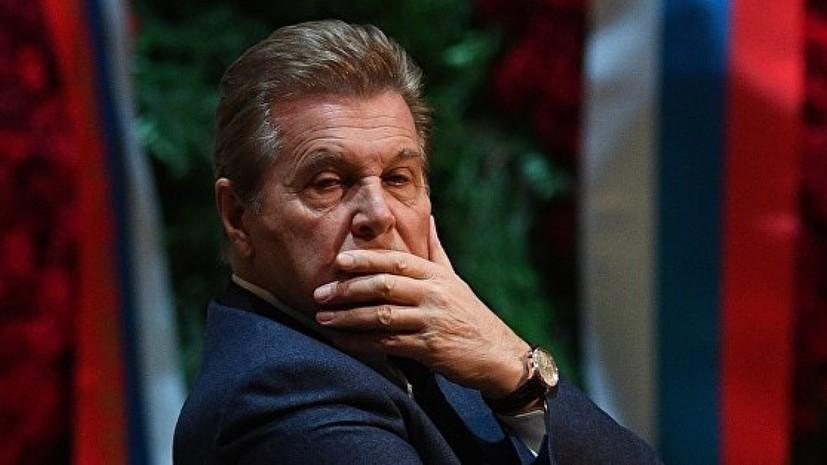 Лев Лещенко прокомментировал смерть журналиста Сергея Грачёва