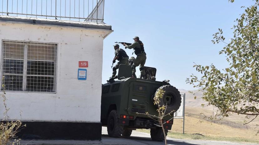 26 лет заключения: суд Таджикистана вынес приговор готовившим атаку на базу РФ членам «Партии исламского возрождения»