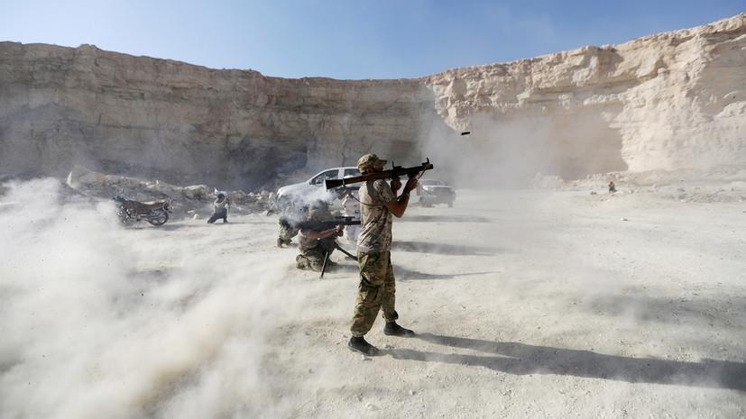 Источник: сирийские военные попали в засаду боевиков в районе города Думейр