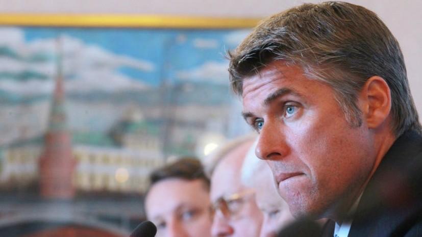 Розетти сменит Коллину на посту старшего офицера УЕФА по вопросам судейства