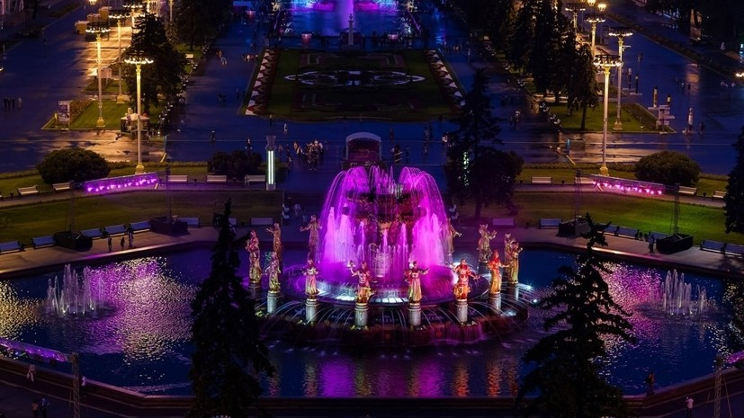 Сезон ночных экскурсий начнётся на ВДНХ с 3 августа