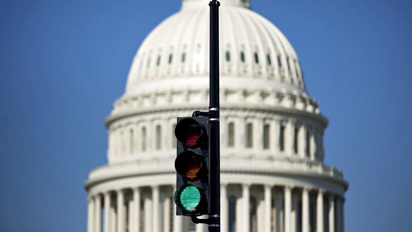Сенат США одобрил оборонный бюджет страны на сумму более $700 млрд