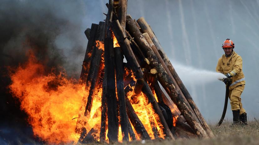 В Ярославской области вводят особый противопожарный режим с 2 августа