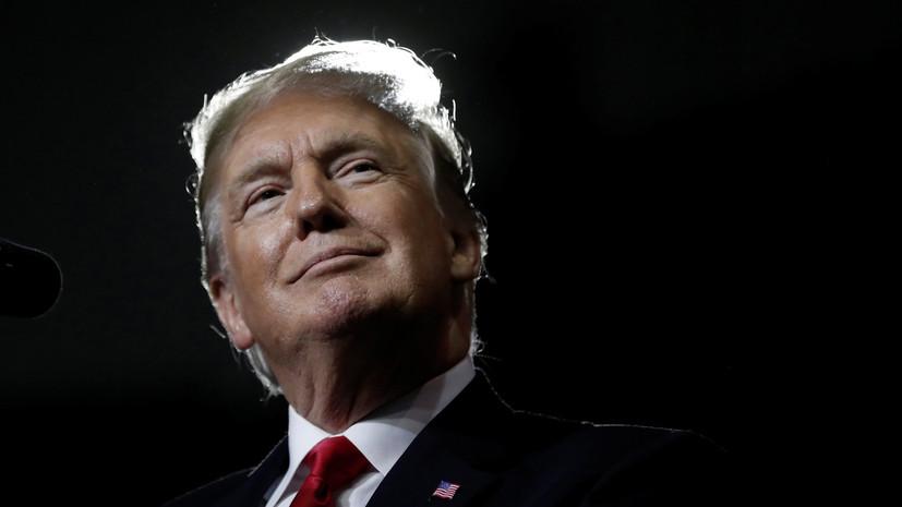 Трамп заявил, что «с нетерпением ждёт» новой встречи с Ким Чен Ыном