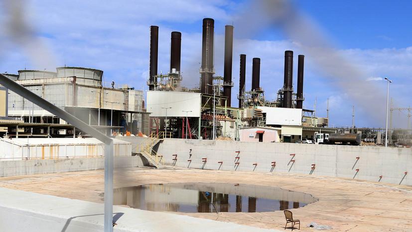 Израиль приостановил поставки топлива в сектор Газа