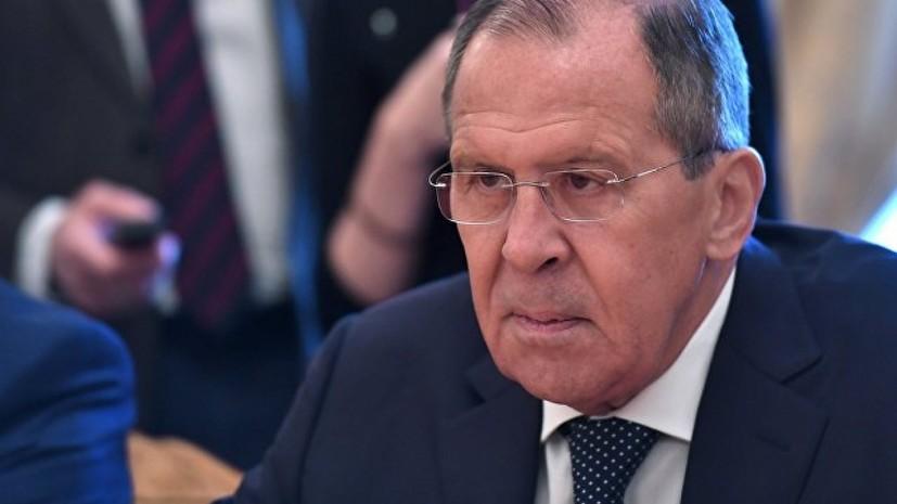 Лавров: Россия и АСЕАН намерены сотрудничать в сфере кибербезопасности